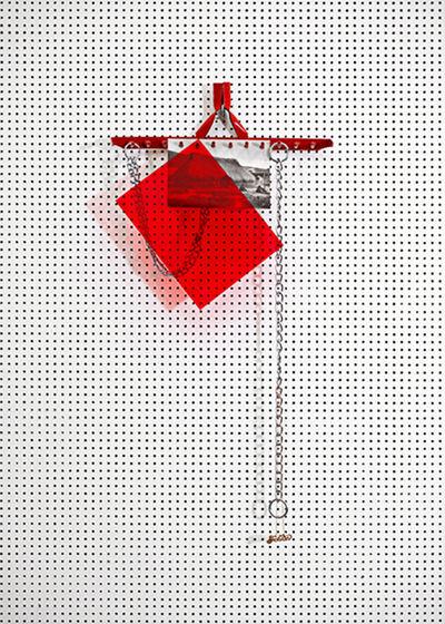 """Patrick Hamilton, '""""Equilibrio #3 (Ruca)""""', 2013"""