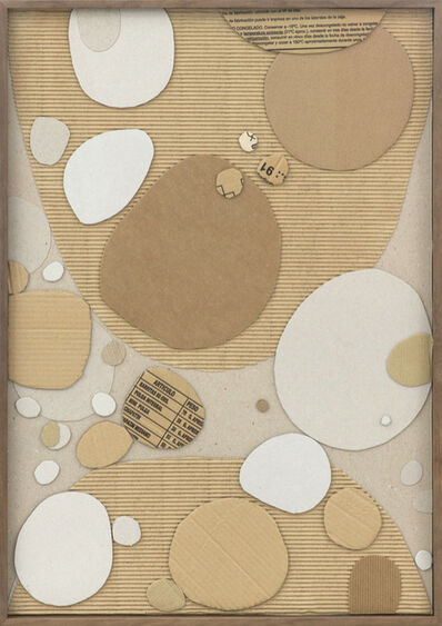 Sara Ramo, 'Embolar (cor 7)', 2014
