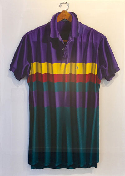 Otto Duecker, 'Polo Shirt', ca. 1985