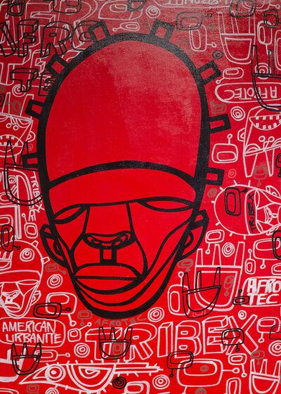 Ron Haywood Jones, 'Afro Tec', 2016
