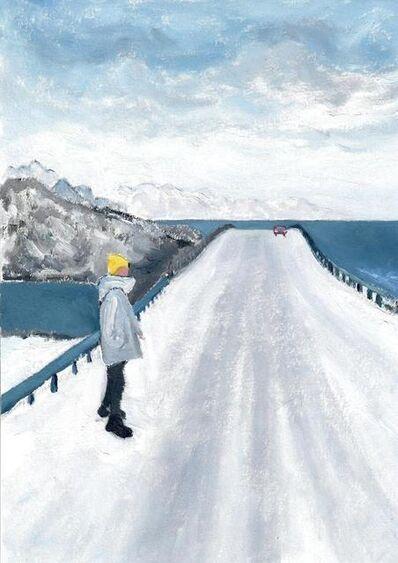 Li Shan  李珊 (b. 1957), 'Traveling far away (Lofoten, Norway)  去远方(罗浮敦群岛,挪威)', 2020