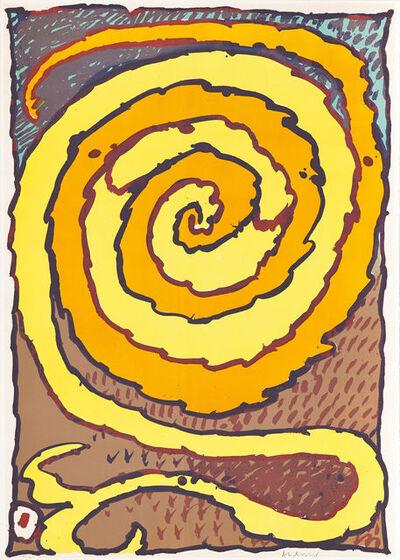 Pierre Alechinsky, 'Untitled', s.d.