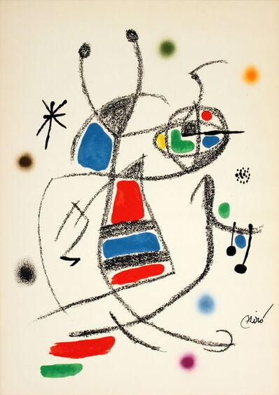 Joan Miró, 'Maravillas #1060-1975', 1975