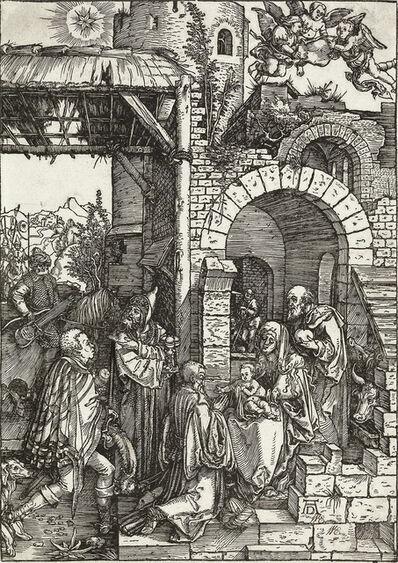 Albrecht Dürer, 'The Adoration of the Magi', 1511