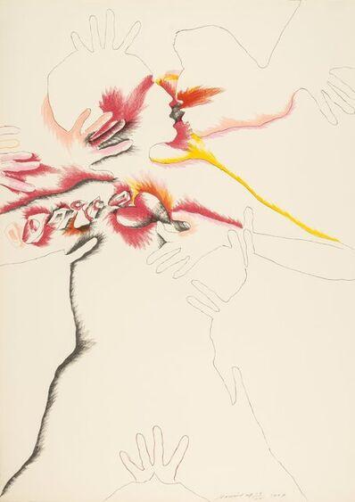 Marisol Escobar, 'Erotic', 1979