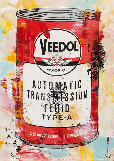 Heiner Meyer, 'Oil on Canvas VEEDDOL II', 2018