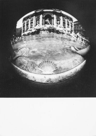 Luca Maria Patella, 'patella a Trevi', 1972