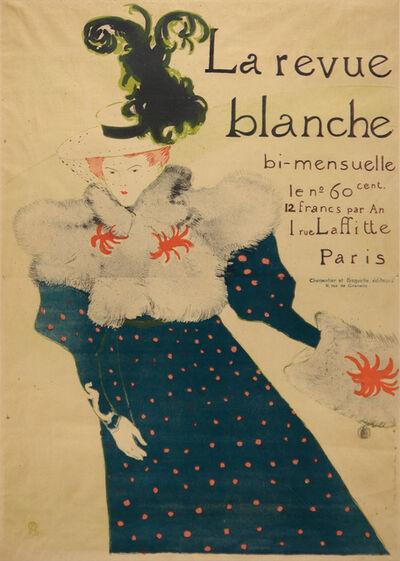 Henri de Toulouse-Lautrec, 'La Revue Blanche', 1895