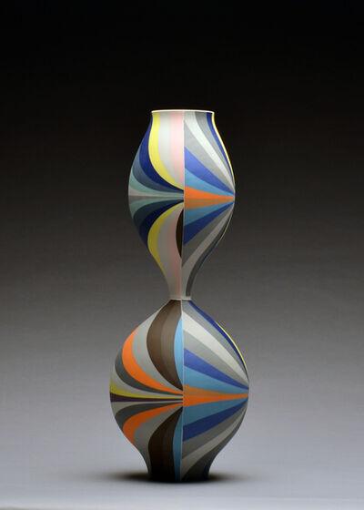 Peter Pincus, 'Enclosed Vase Form #5', 2015