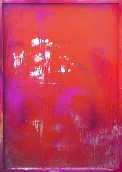 Thierry Furger, 'BUFFED COLORS NO. 4', 2015