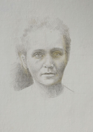 Pippa Young, 'Taking a Break From Crying and Falling in Love; Marie Curie ', 2015