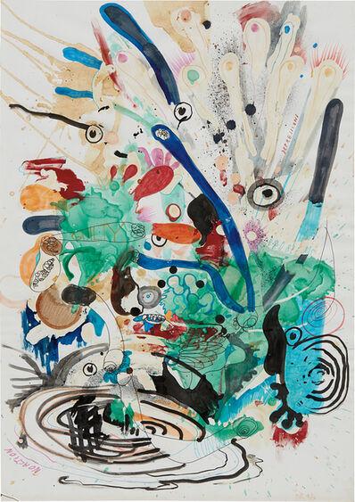 Daniel Richter, 'Delirium tremens', ca. 1996