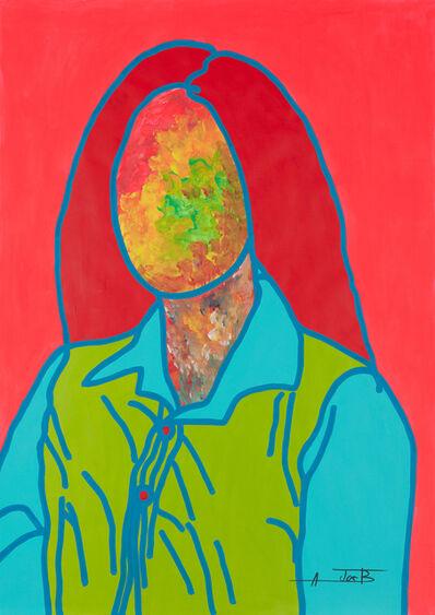 Ajarb Bernard Ategwa, 'University girl', 2020