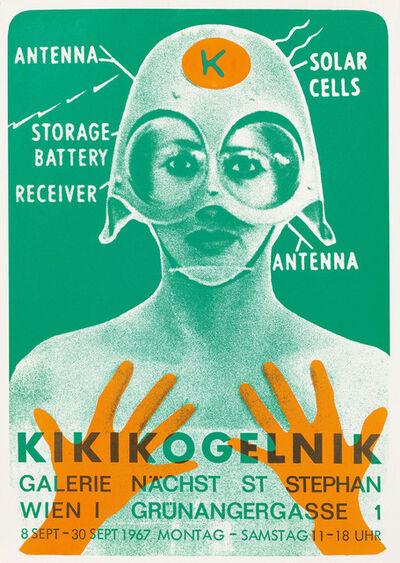 Kiki Kogelnik, 'KIKIKOGELNIK', 1967