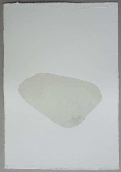 Teresa Pera, 'Calligrafies d'aigua: Stones 9', 2017