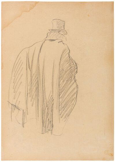 Marcello Dudovich, 'Study for 'Bitter Campari' poster', 1924