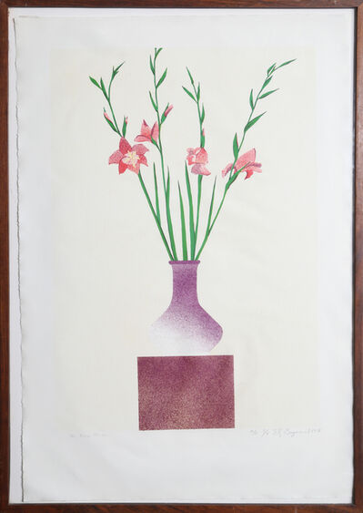 Ed Baynard, 'Vase of Flowers', 1978