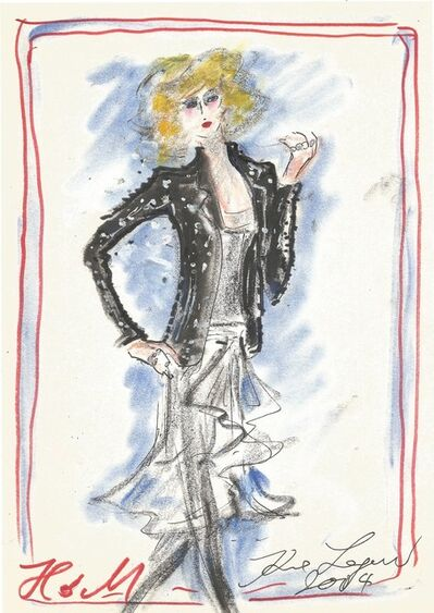 Karl Lagerfeld, 'DRESS', 2004