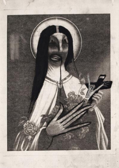 """Sergio Zevallos, 'Devotional Images Serie """"D""""', 1982"""