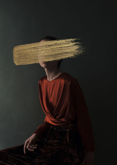 Andrea Torres Balaguer, 'Persimmon', 2018