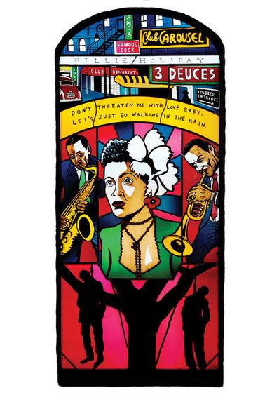 Neal Fox, 'Billie Holiday ', 2011