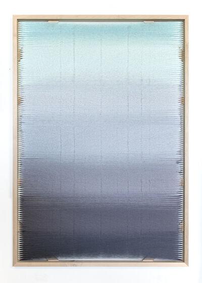 Rachel Mica Weiss, 'Woven Screen, First Light', 2020