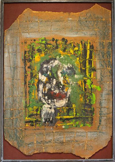 Markus Lüpertz, 'Untitled (Men without women series)', 1990-1999