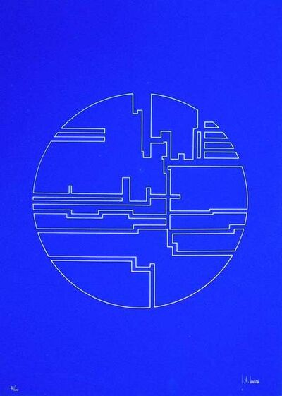 Giuseppe Riccardo Lanza, ' Untitled', 1970