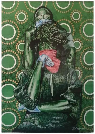 Bambo Sibiya, 'When Protecting Yourself, Be Fashionable ', 2020