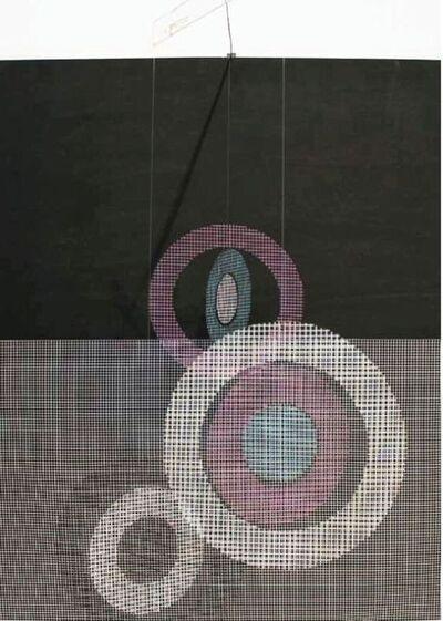 Ivan Contreras Brunet, 'Neuf Cercles Mobiles', 1968