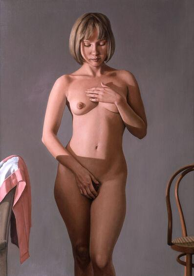 Ron Schwerin, 'Standing Nude', 1998
