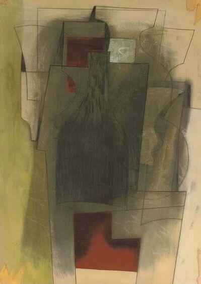 Ben Nicholson, '55 octobre', 1955