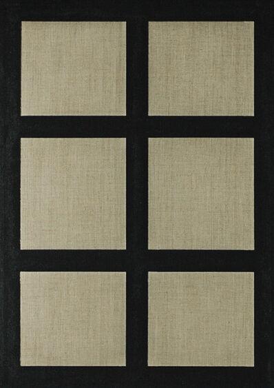 Oscar Berglund, 'Structure Painting VI', 2015