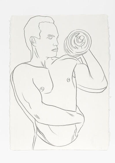 Andy Warhol, 'Bodybuilder', 1982