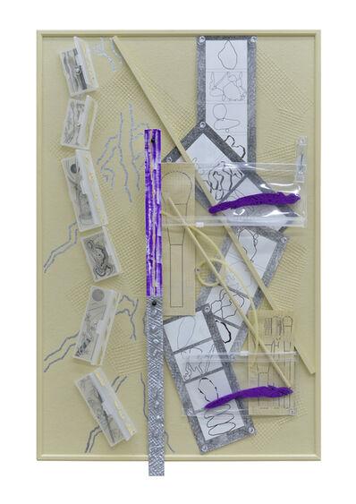 Jin Jinghong 金景鸿, 'Pacenotes A', 2019