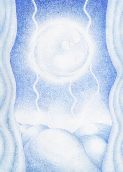 Charlotte Edey, 'Foam', 2019
