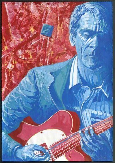 Jason Bassels, 'The Blue String', 2020