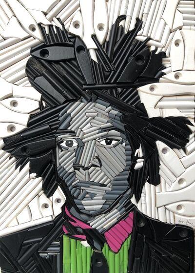 Finn Stone, 'Basquiat', 2020