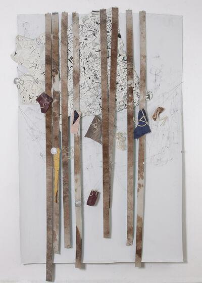 Noe Martínez, 'Las estructuras del intercambio. Los pasajes del intruso IV', 2019