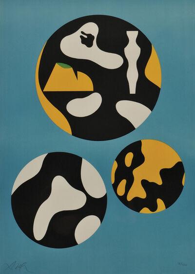 Hans Arp, 'De la famille des étoiles', 1965