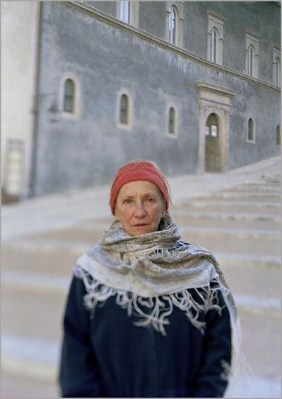 Joann Verburg, 'Antonietta in Light of the Duomo', 2011
