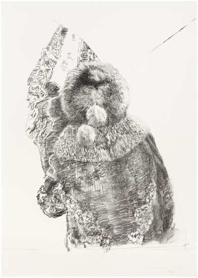 Olga Chernysheva, 'Escalator. Coat', 2017