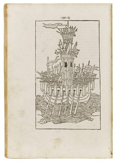 Matteo de' Pasti, 'Robertus Valturius: 'Opera de facti e praecepti militari'', 1483