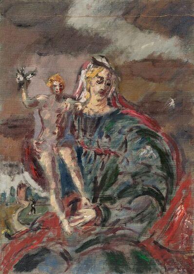 Filippo De Pisis, 'Madonna', 1935