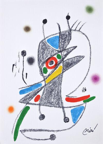Joan Miró, 'Maravilla 2', 1975