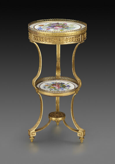 Sèvres Porcelain Manufactory, 'Tripod Table', ca. 1783