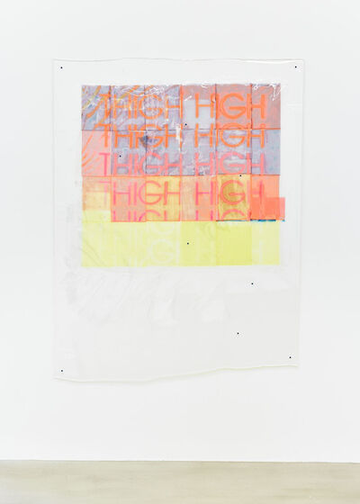 Sara Greenberger Rafferty, 'Thigh High', 2016