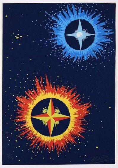Félix Labisse, 'Stellar Composition', 1970s