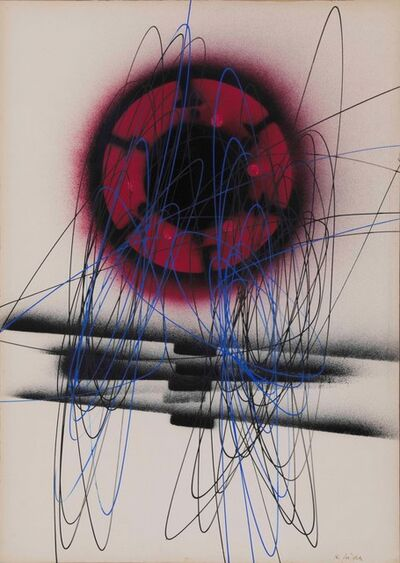 "Roberto Crippa, '""Spirale""', 1965 ca"
