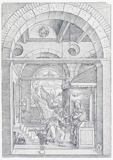 Albrecht Dürer, 'The Annunciation / The Life of the Virgin Series', ca. 1503